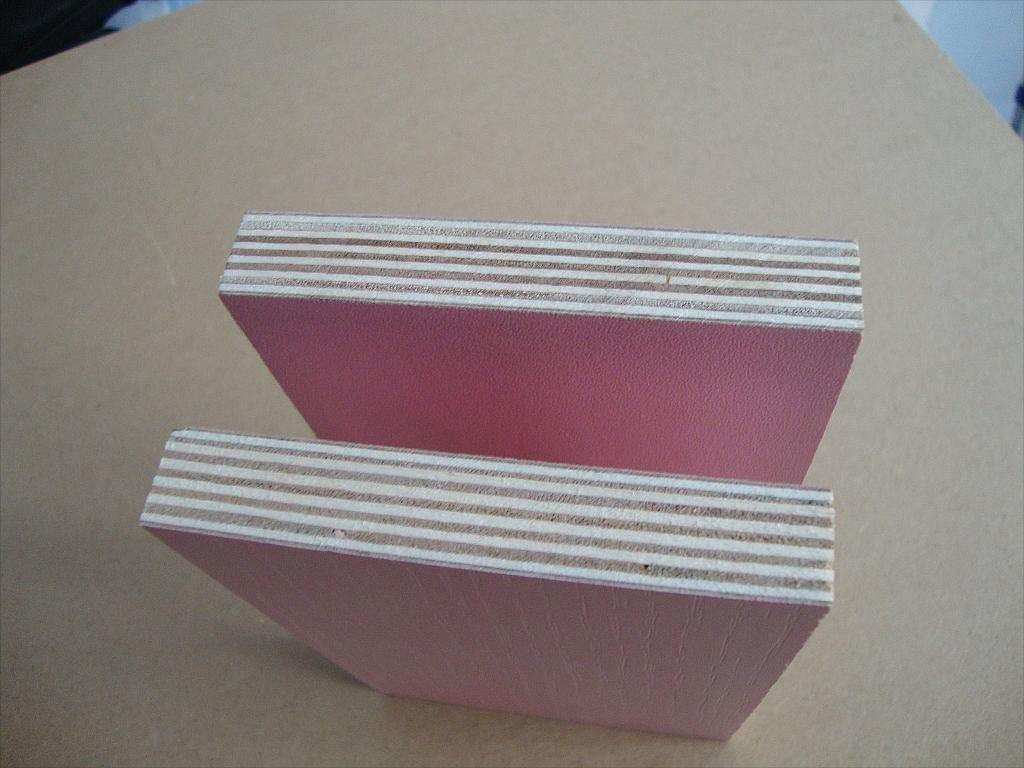 Melamine faced Commercial Grade Plywood For Housing Building Decoration